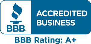 Rated A+ by BBB for water damage