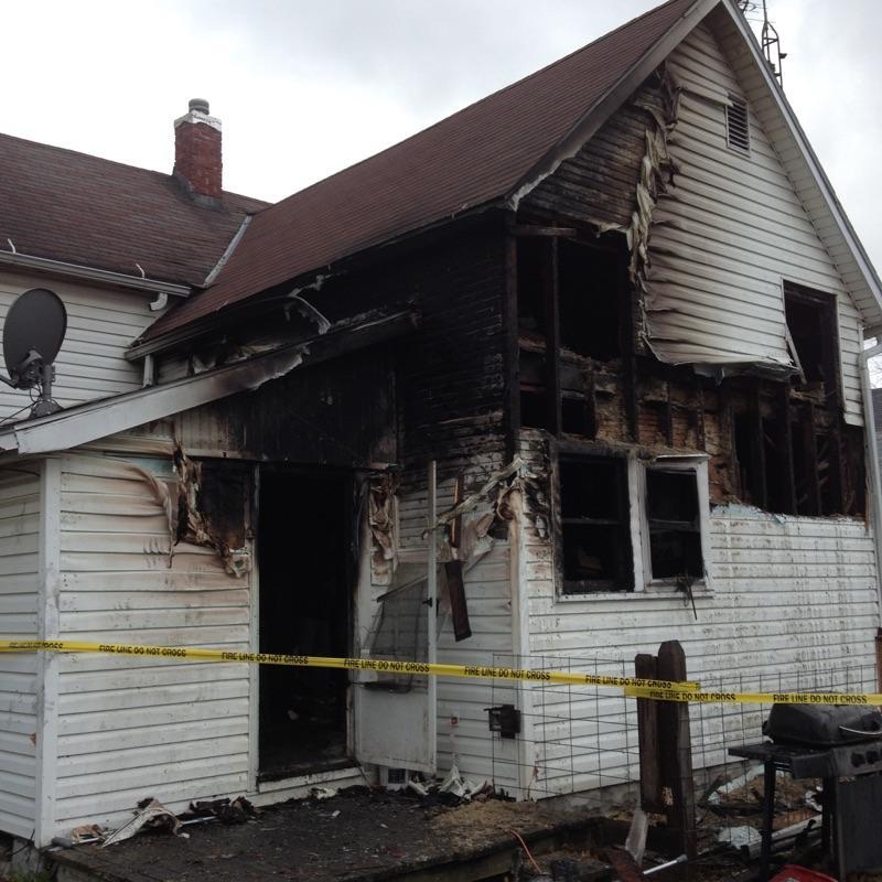 fire damage repair in Columbus, Ohio