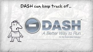Dash client tracking