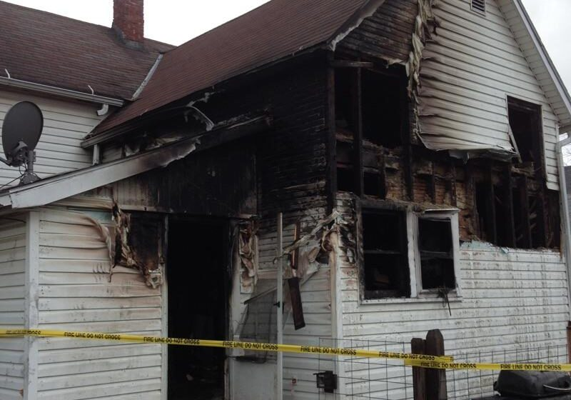 fire damage restoration in Columbus, Ohio